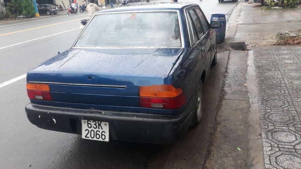 Bán xe cổ sản xuất năm 1981, màu xanh lam, nhập khẩu (3)