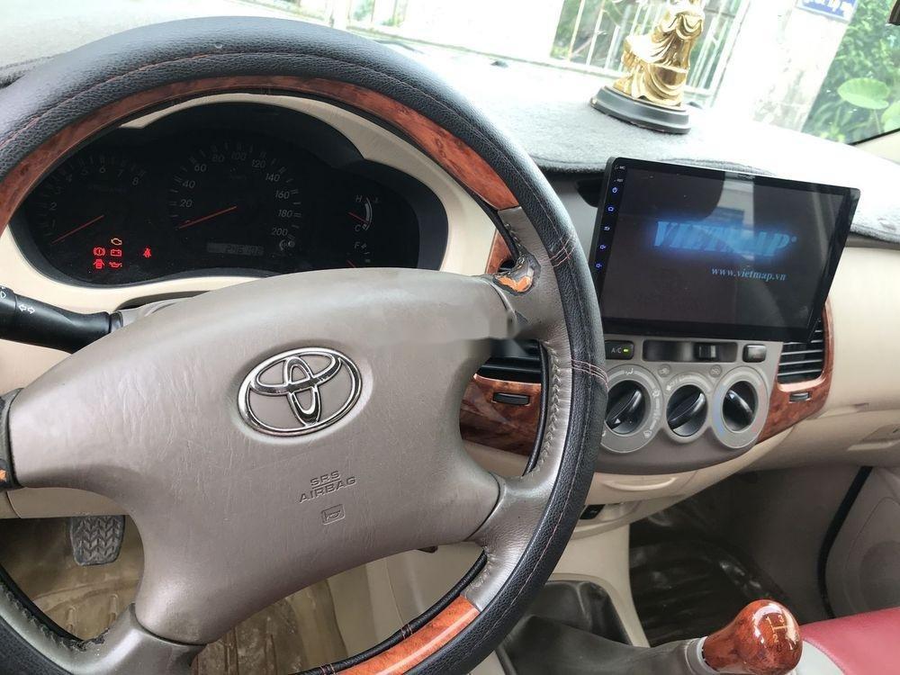 Bán Toyota Innova MT sản xuất 2007, giá chỉ 285 triệu (10)