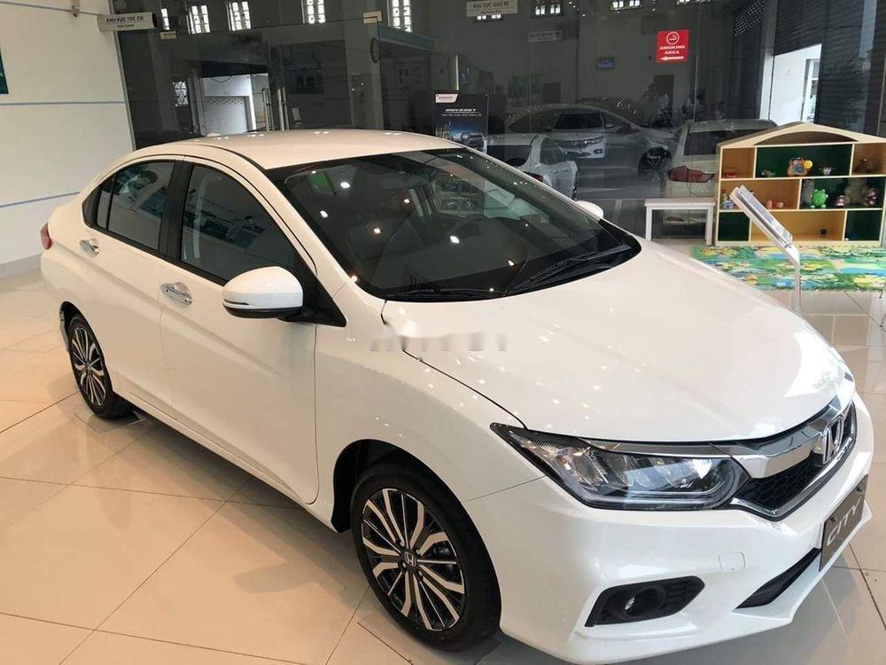 Bán xe Honda City năm 2019, màu trắng, giá 559tr (2)