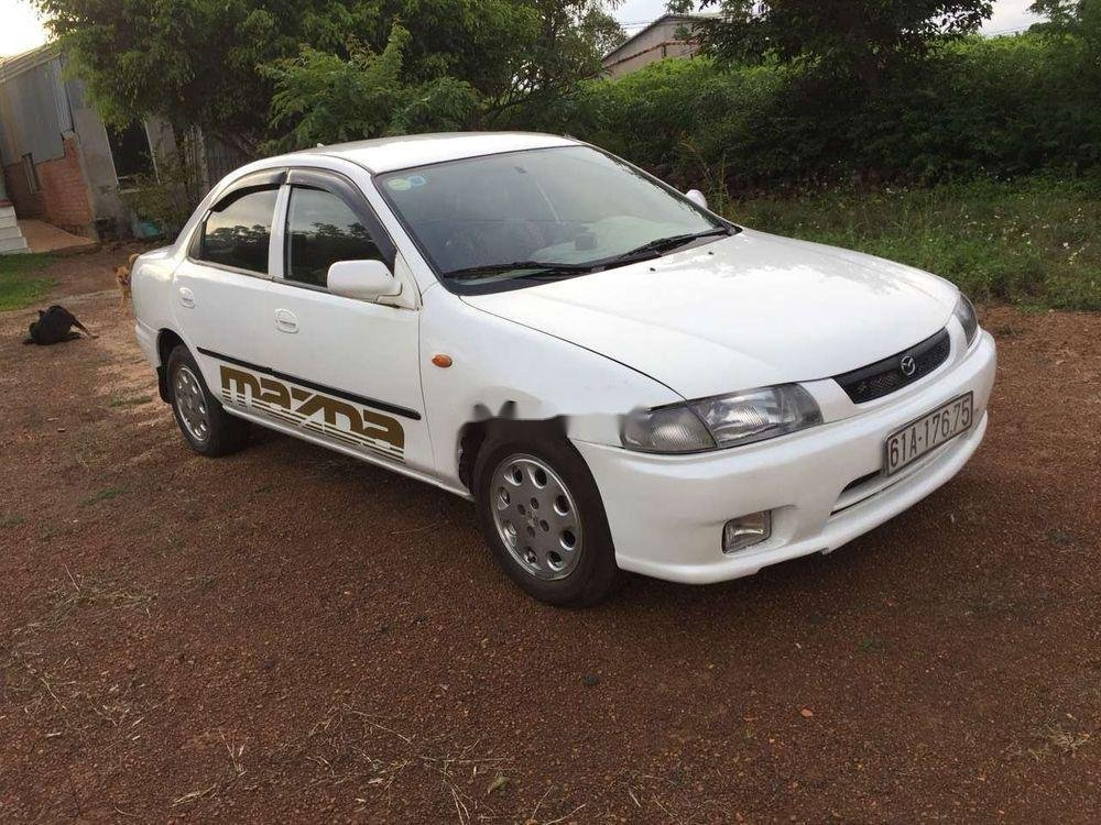 Bán xe Mazda 323 năm sản xuất 2000, nhập khẩu nguyên chiếc (1)