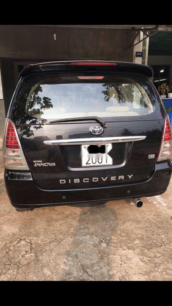 Bán Toyota Innova sản xuất 2006, màu đen chính chủ, giá 285tr (2)