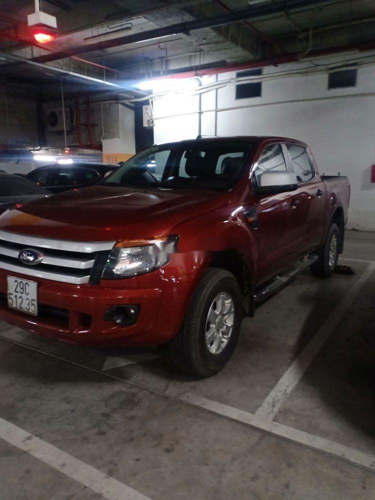Bán Ford Ranger đời 2015, màu đỏ (4)