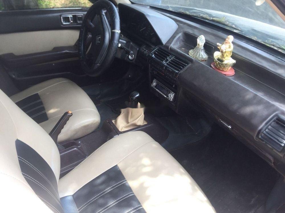 Cần bán gấp Honda Accord MT 1986, nhập khẩu nguyên chiếc (2)