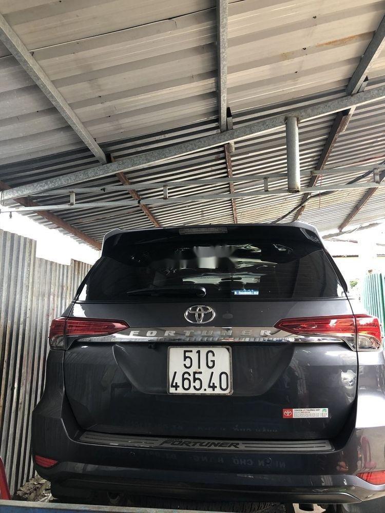 Cần bán gấp Toyota Fortuner G 2017, màu xám, xe nhập chính chủ (2)