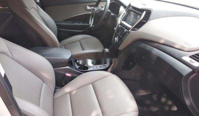 Cần bán gấp Hyundai Santa Fe đời 2016, màu bạc, giá 989tr (3)