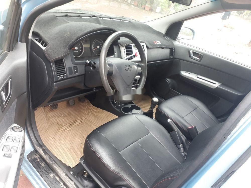Xe Hyundai Getz MT năm sản xuất 2008, màu xanh lam, xe nhập (6)