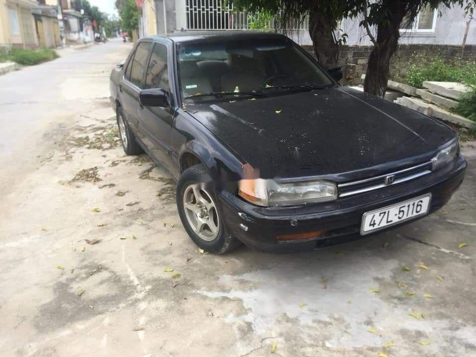 Cần bán gấp Honda Accord MT 1986, nhập khẩu nguyên chiếc (1)