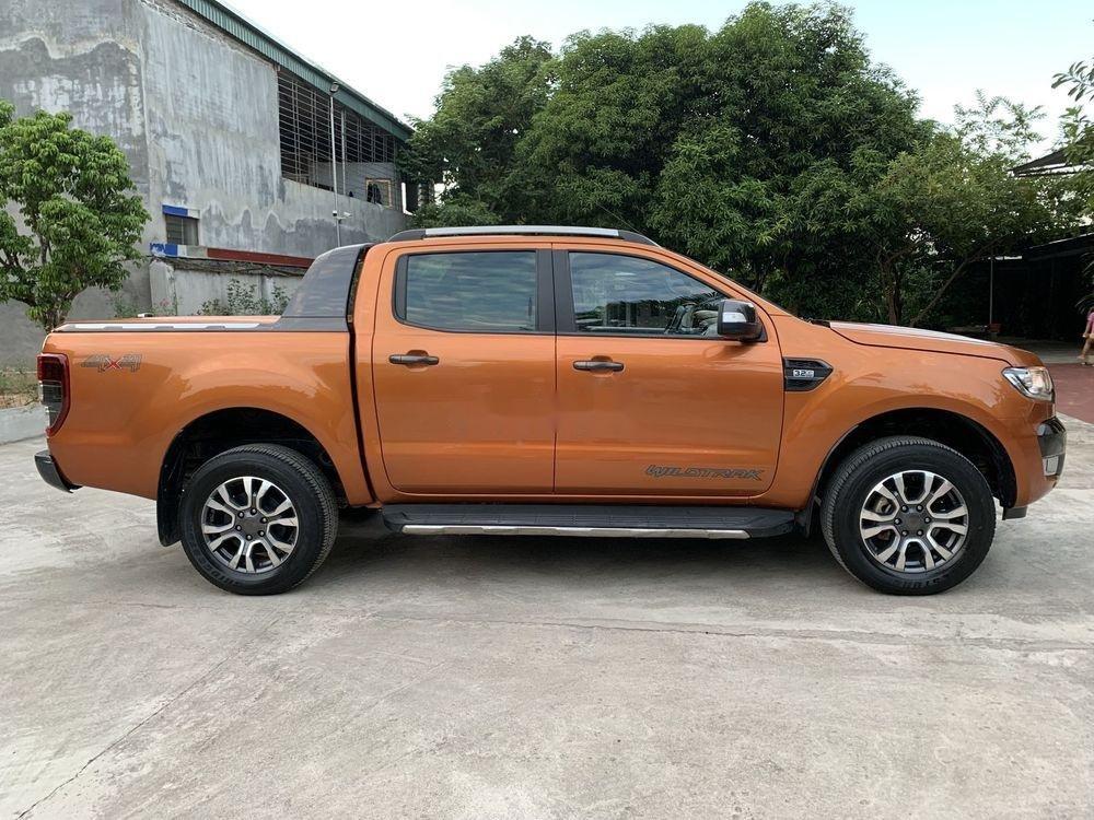 Bán Ford Ranger sản xuất năm 2017, chính chủ, giá cạnh tranh (2)