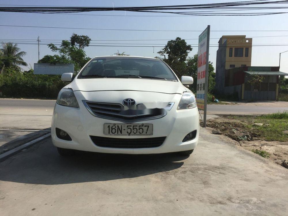 Bán Toyota Vios sản xuất 2010, màu trắng, chính chủ (1)