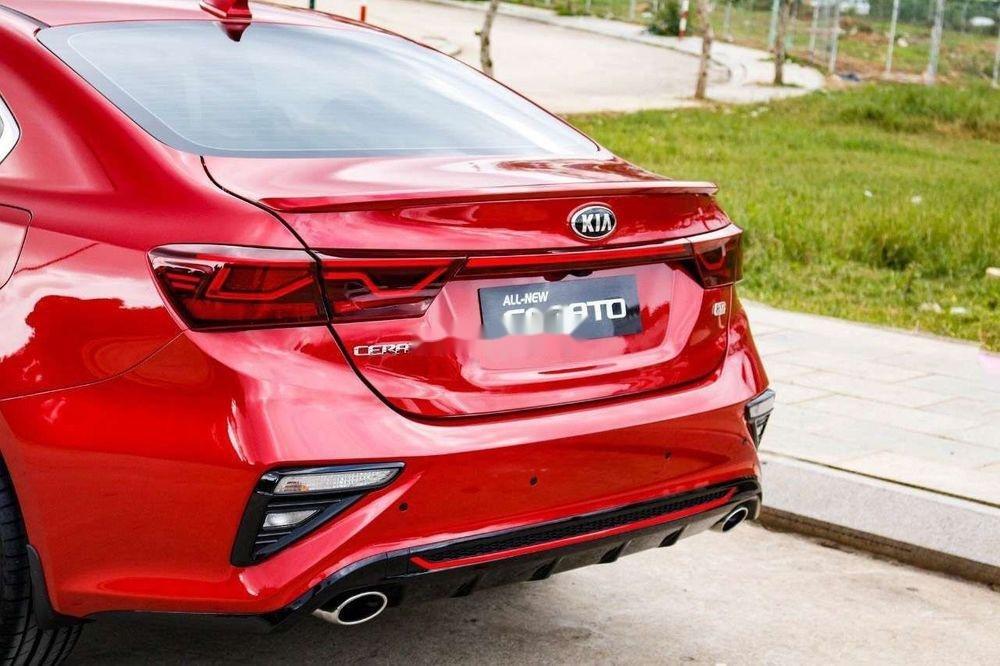 Cần bán xe Kia Cerato năm sản xuất 2019, màu đỏ, xe nhập (3)