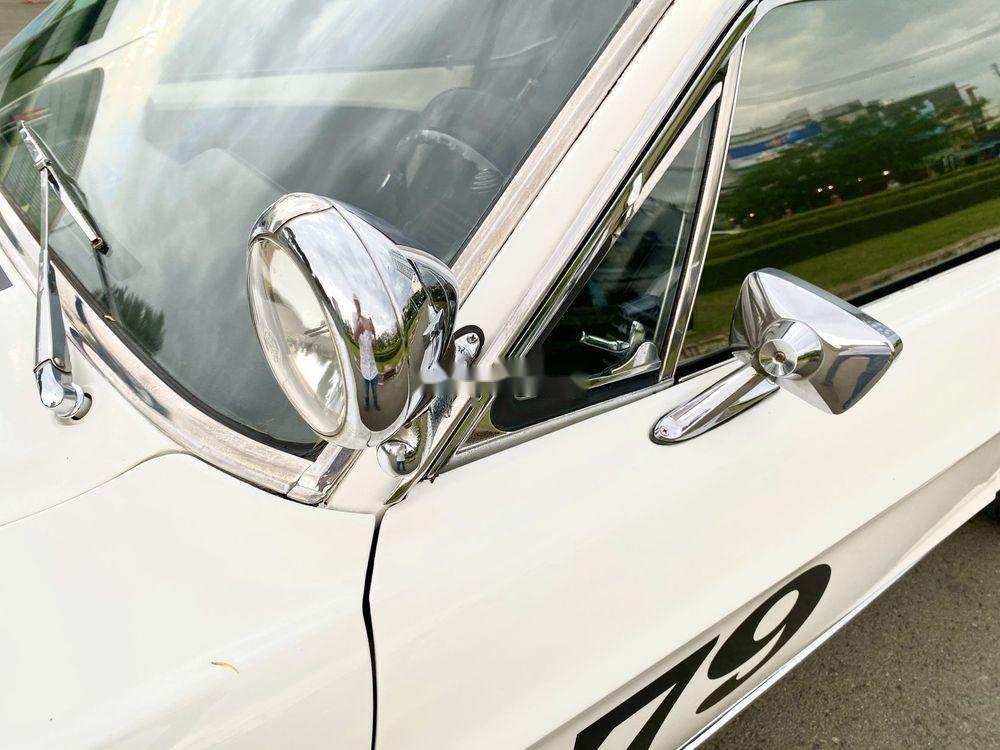 Bán xe Ford Mustang 1980, màu trắng, nhập khẩu, số tự động (8)