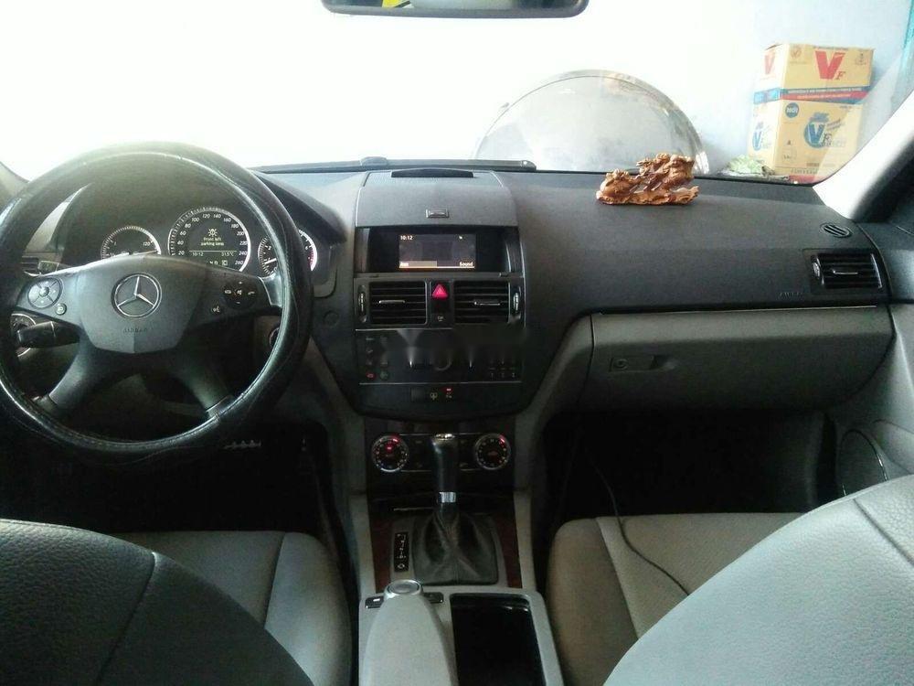 Bán Mercedes C200 2008, màu đen, xe gia đình, 390tr (5)