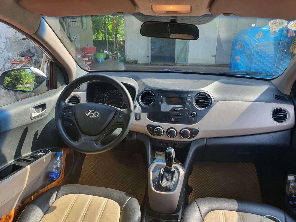 Bán Hyundai Grand i10 đời 2014, màu trắng, xe nhập số tự động, giá tốt (4)