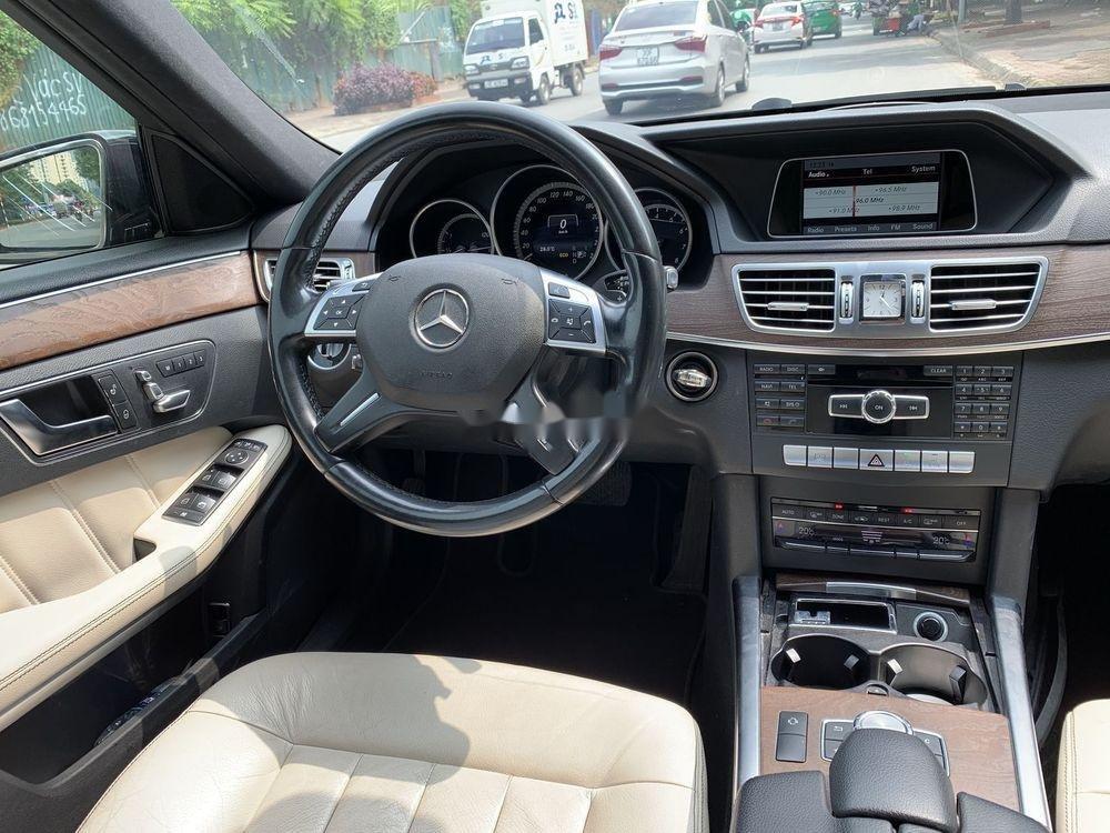 Xe Mercedes E200 đời 2015, màu đen (9)