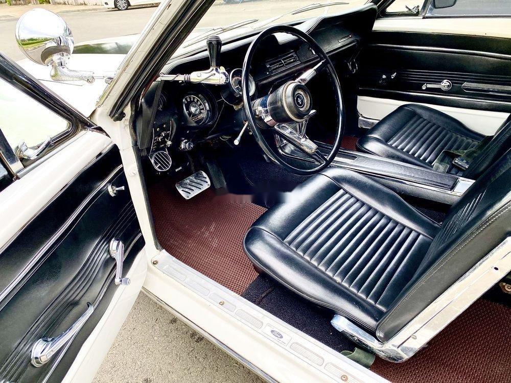 Bán xe Ford Mustang 1980, màu trắng, nhập khẩu, số tự động (2)