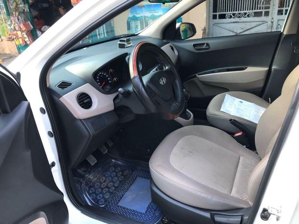 Bán Hyundai Grand i10 1.2 MT 2018, màu trắng, giá tốt (6)