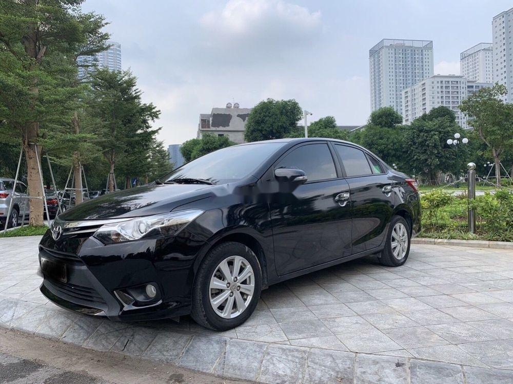 Bán xe Toyota Vios 1.5 G CVT sản xuất 2017, màu đen, giá 505Tr (2)