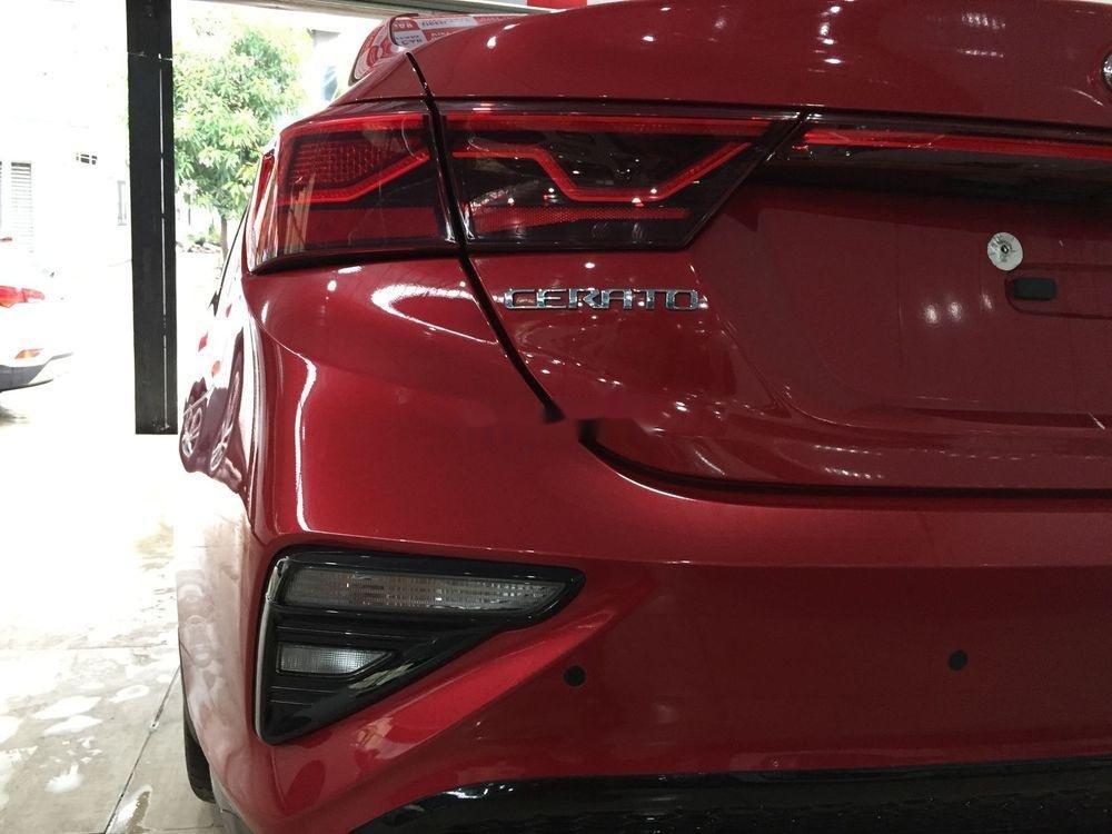 Bán xe Kia Cerato sản xuất năm 2019, màu đỏ, giá chỉ 647 triệu (3)