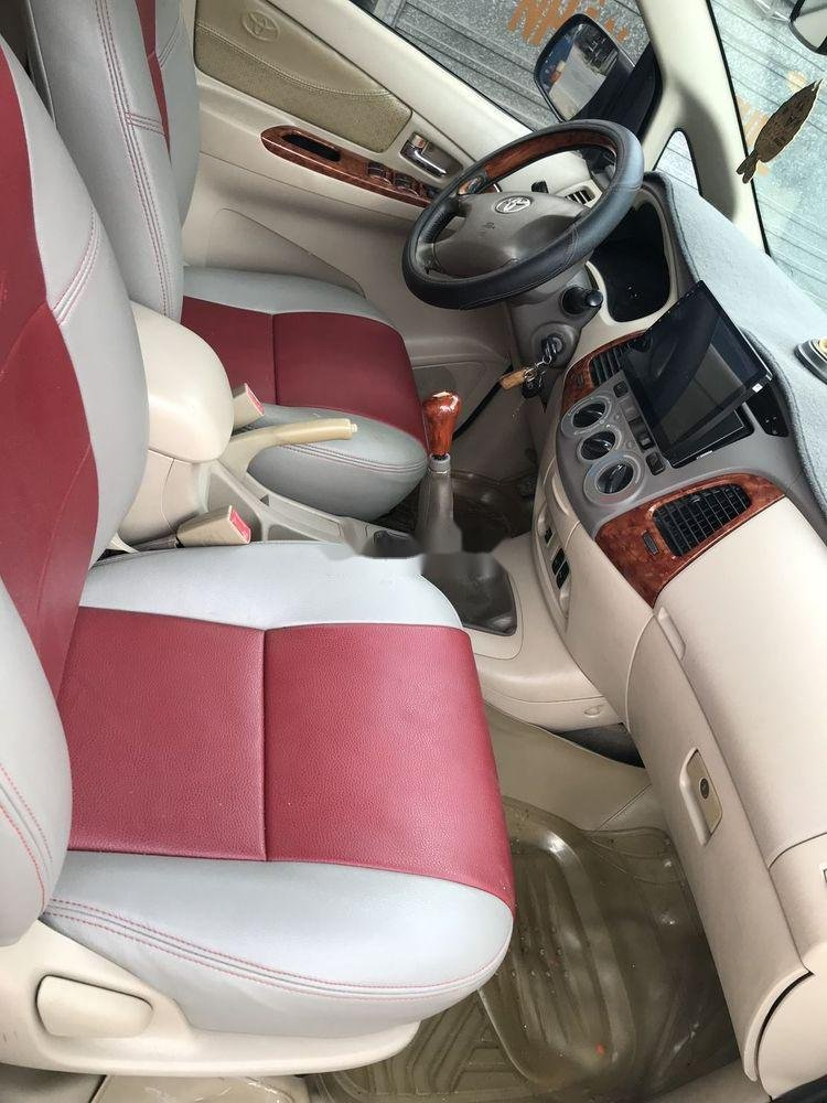 Bán Toyota Innova MT sản xuất 2007, giá chỉ 285 triệu (4)