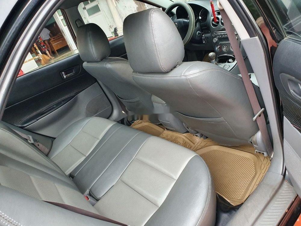 Cần bán xe Mazda 6 đời 2003, màu đen, số sàn, 218tr (6)