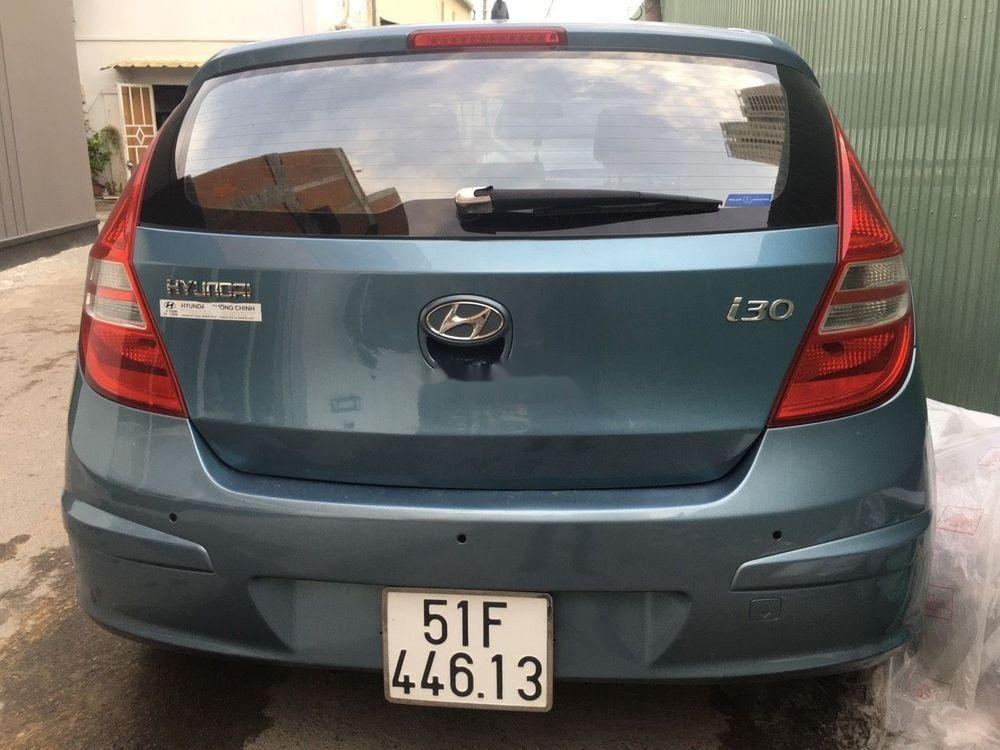 Bán Hyundai i30 năm 2009, màu xanh lam như mới, giá tốt (5)