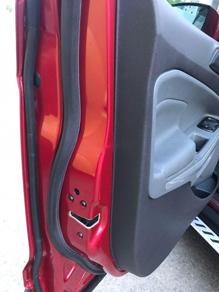 Cần bán xe cũ Ford EcoSport năm 2017, màu đỏ, xe nhập (5)