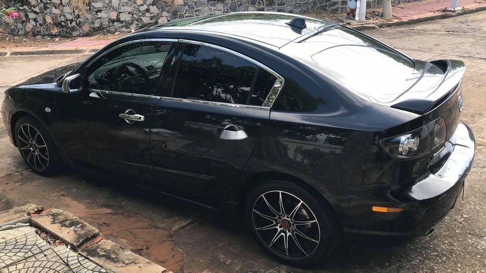 Cần bán lại xe Mazda 3 2.0 AT 2009, màu đen số tự động, 315 triệu (2)
