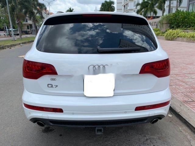 Cần bán lại xe Audi Q7 đời 2011, màu trắng, nhập khẩu nguyên chiếc chính chủ, giá tốt (6)