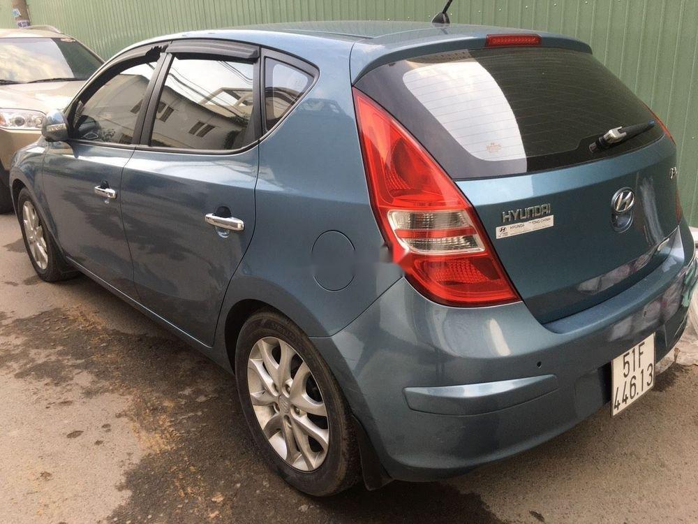 Bán Hyundai i30 năm 2009, màu xanh lam như mới, giá tốt (4)