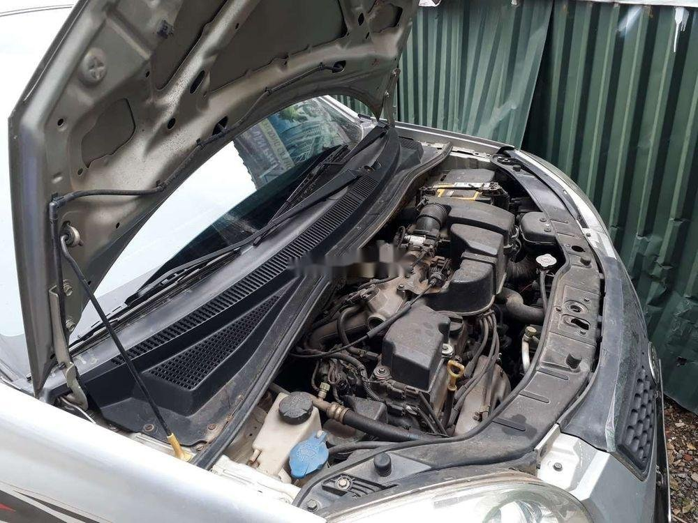 Bán xe Kia Morning sản xuất 2009, màu bạc, nhập khẩu nguyên chiếc (2)