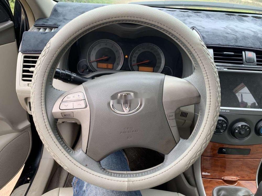 Cần bán Toyota Corolla Altis sản xuất 2008, màu đen, giá chỉ 348 triệu (8)
