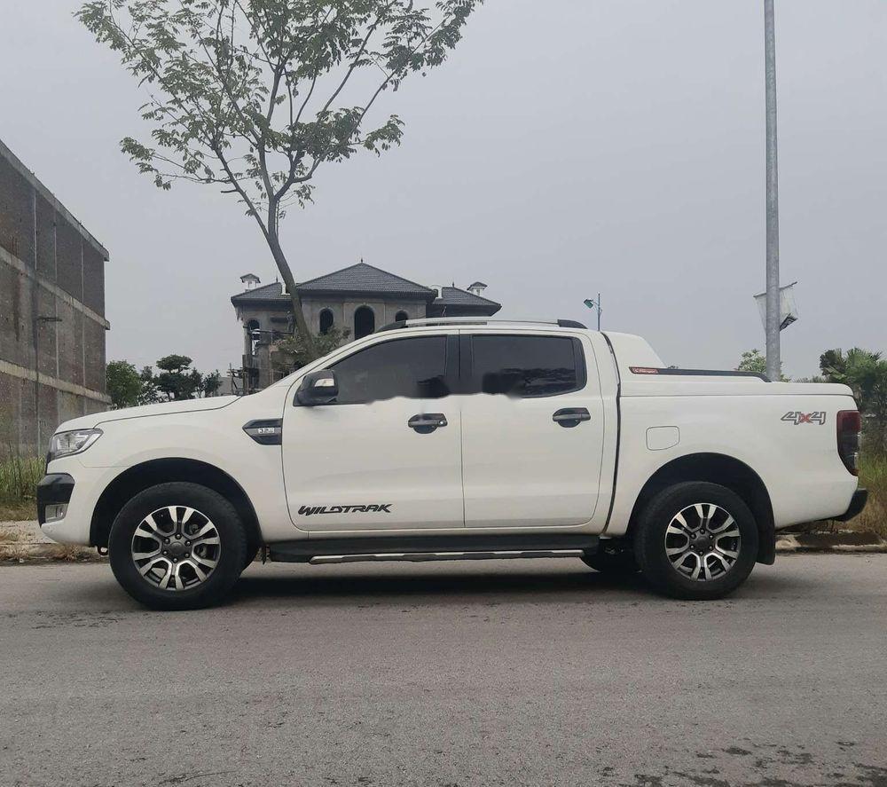 Bán Ford Ranger năm 2016, màu trắng, nhập khẩu, giá 695tr (1)