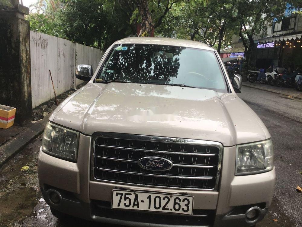 Bán Ford Everest sản xuất 2008, xe chính chủ (1)