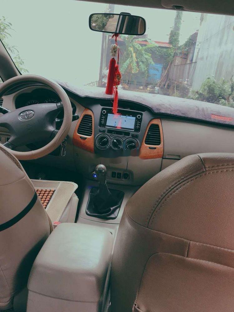 Bán Toyota Innova G năm 2009, nhập khẩu nguyên chiếc số sàn (1)