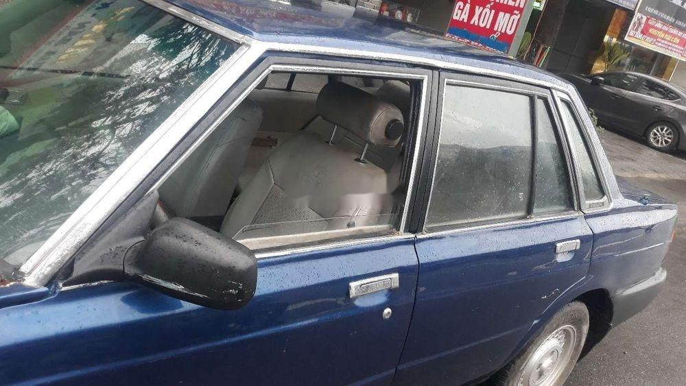 Bán xe cổ sản xuất năm 1981, màu xanh lam, nhập khẩu (6)