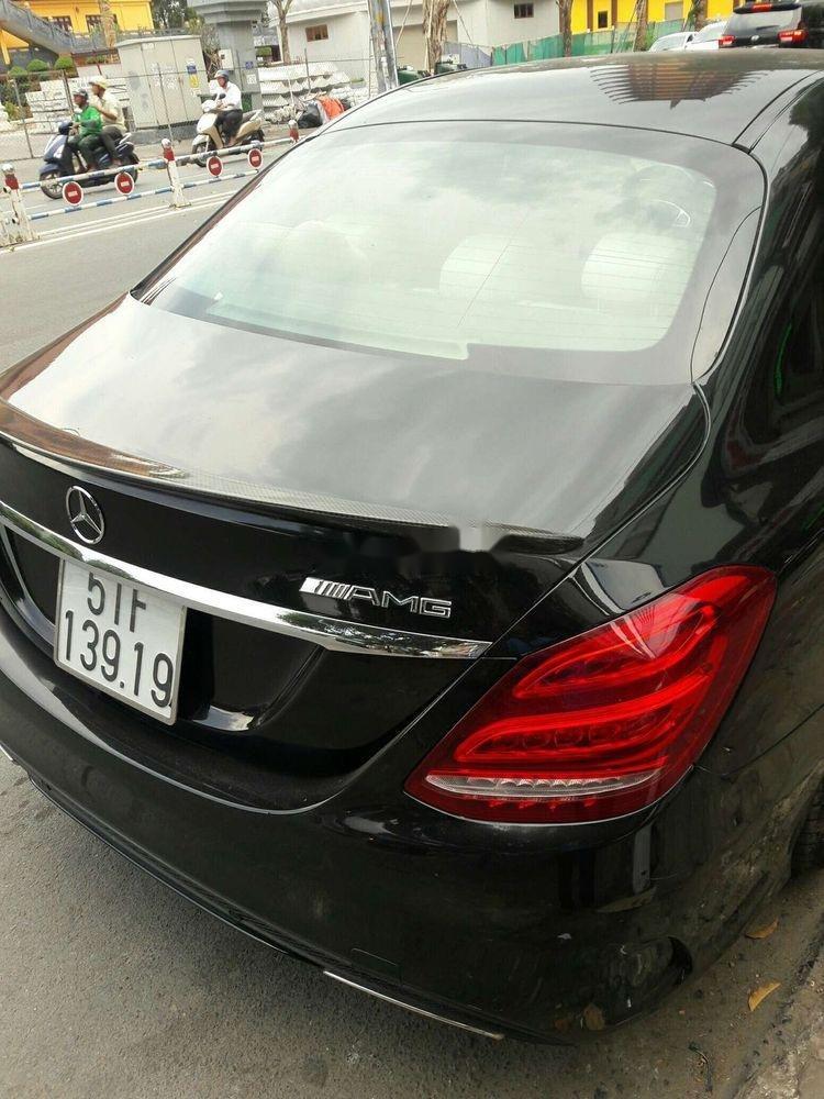 Cần bán Mercedes C250 sản xuất năm 2017, màu đen, nhập khẩu   (5)