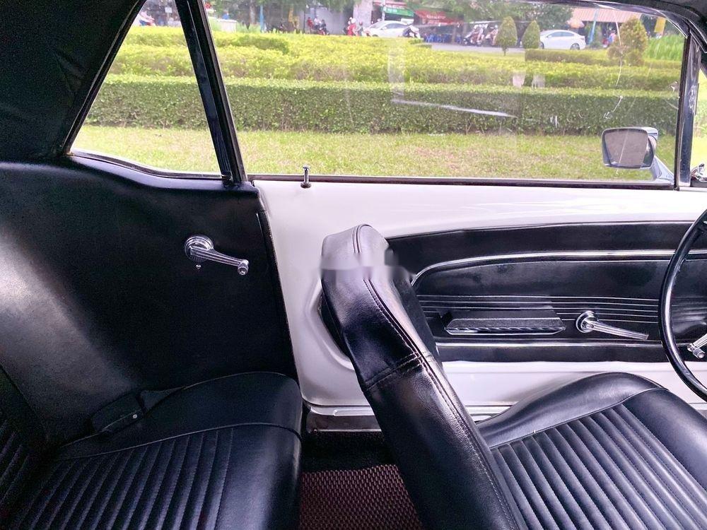 Bán xe Ford Mustang 1980, màu trắng, nhập khẩu, số tự động (6)