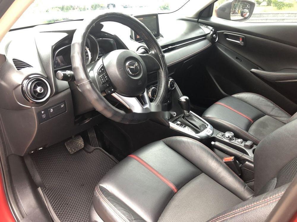 Bán ô tô Mazda 2 AT đời 2015, màu đỏ (7)