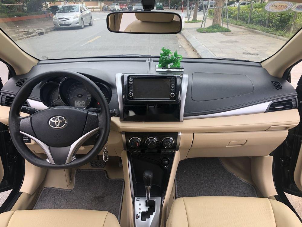 Bán xe cũ Toyota Vios 2017, màu đen số tự động (10)