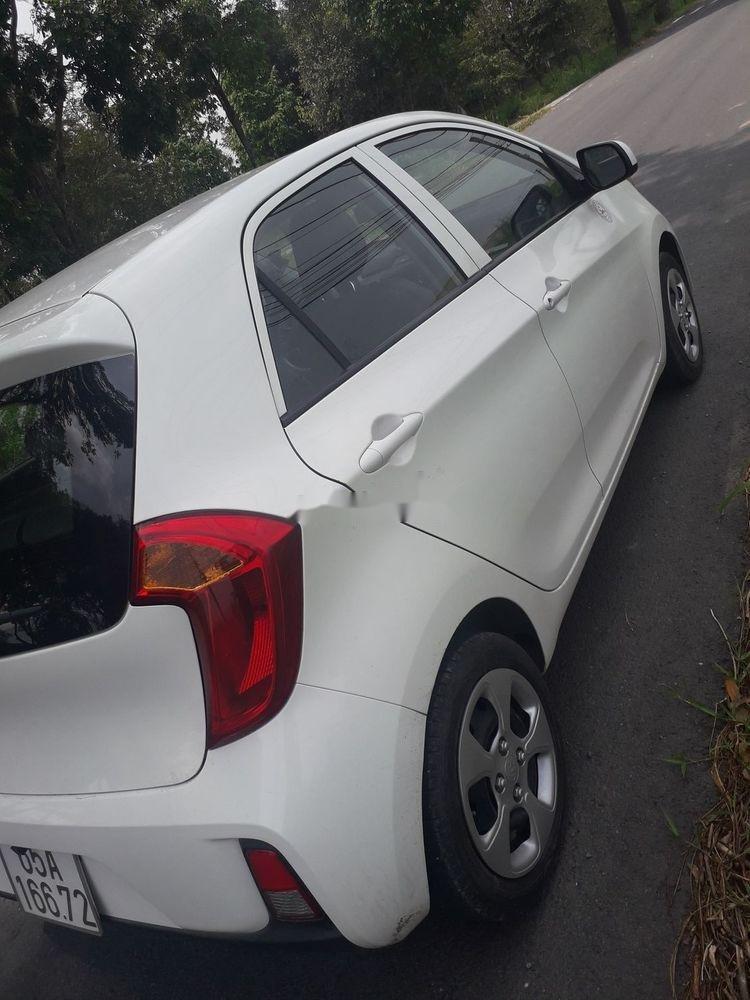 Cần bán lại xe Kia Morning 2018, màu trắng (2)