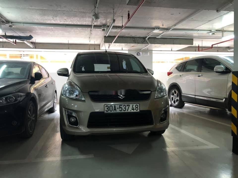 Cần bán gấp Suzuki Ertiga AT sản xuất 2014 (1)