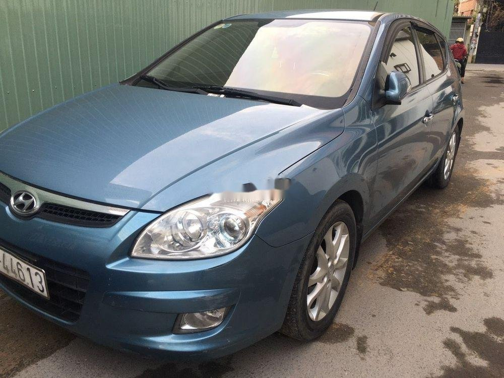 Bán Hyundai i30 năm 2009, màu xanh lam như mới, giá tốt (1)