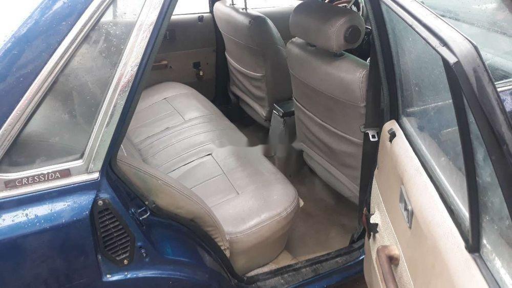 Bán xe cổ sản xuất năm 1981, màu xanh lam, nhập khẩu (5)