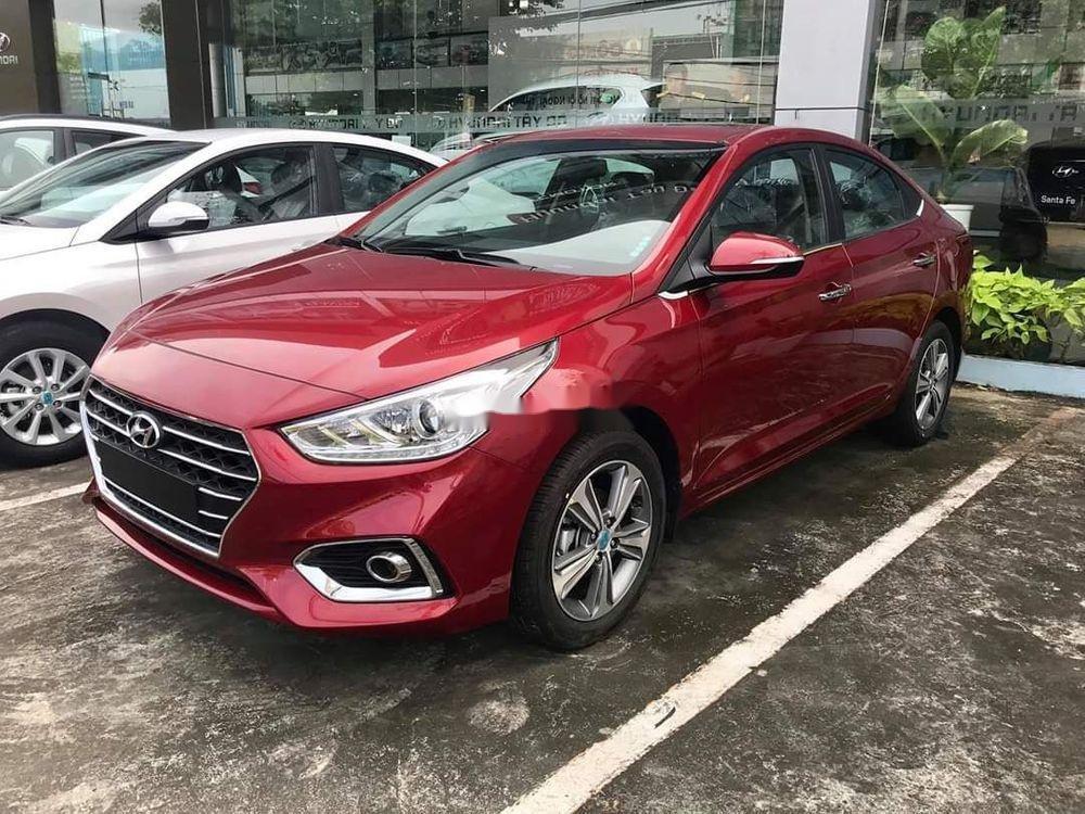 Bán xe Hyundai Accent 1.4AT sản xuất 2019, giá tốt (1)