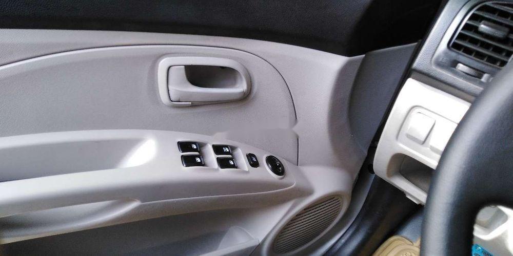 Bán Kia Morning đời 2008, màu bạc, xe nhập (7)