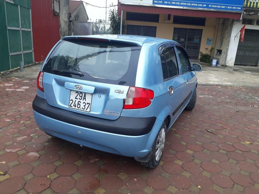 Xe Hyundai Getz MT năm sản xuất 2008, màu xanh lam, xe nhập (4)