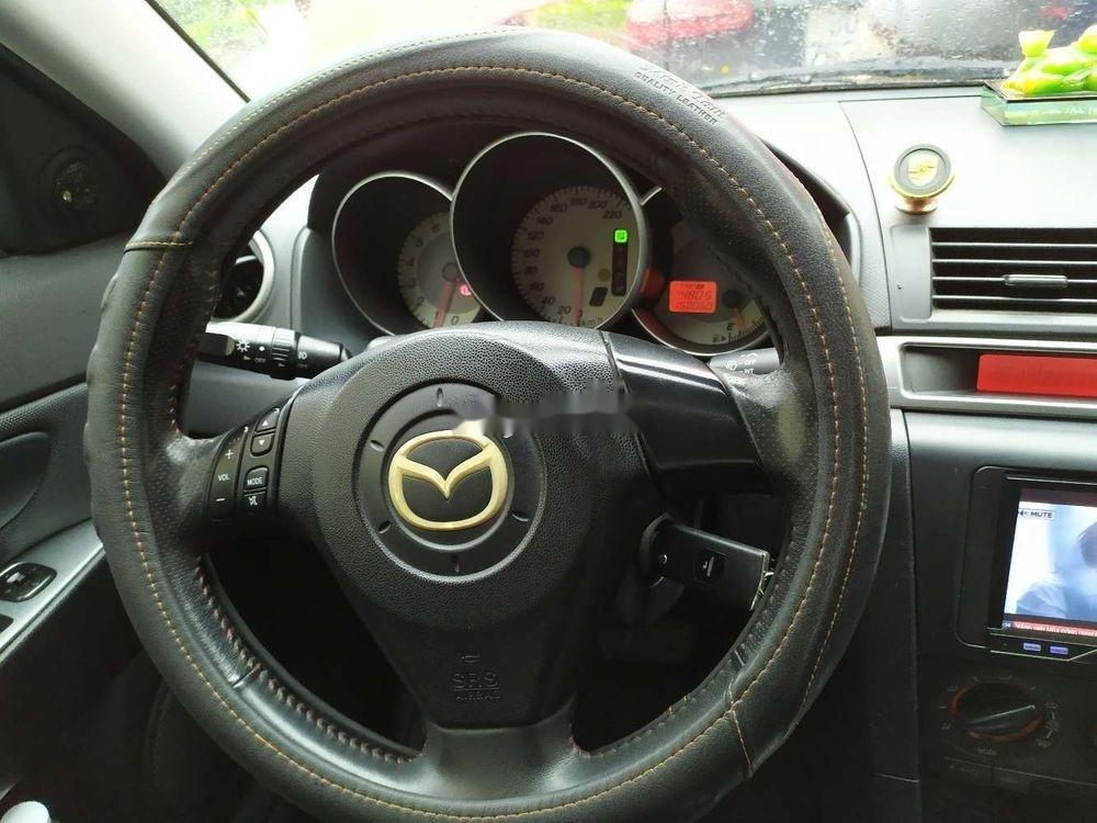 Bán xe Mazda 3 AT sản xuất 2009, màu đỏ, xe nhập (7)