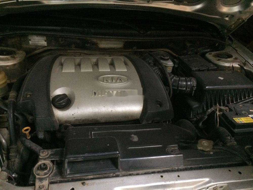 Bán xe cũ Kia Spectra sản xuất năm 2004, màu bạc (2)