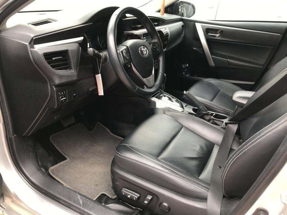 Cần bán Toyota Corolla Altis đời 2016, màu bạc, số tự động, máy xăng (4)