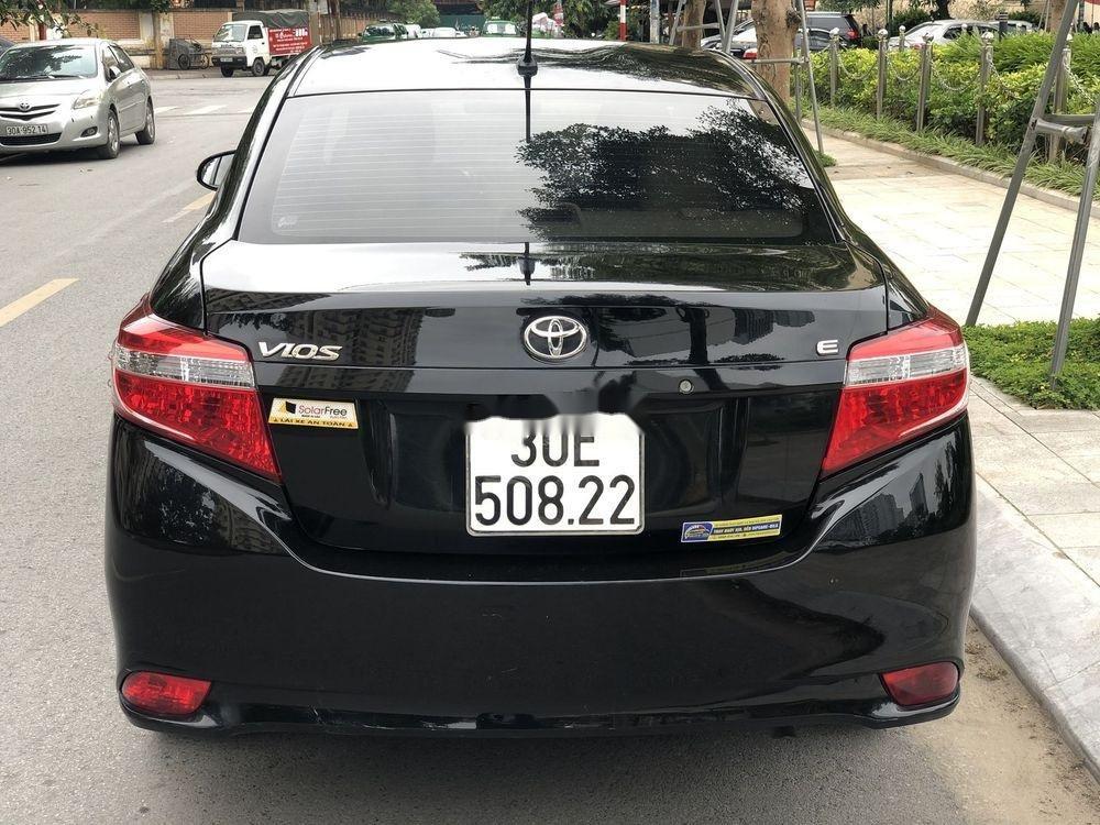 Bán xe cũ Toyota Vios 2017, màu đen số tự động (11)